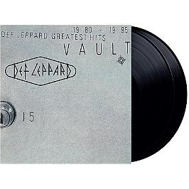 Vault : Def Leppard greatest hits (1980 - 1995), Double vinyle