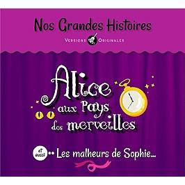 Alice au pays des merveilles, Edition CD digisleeve., CD Digipack