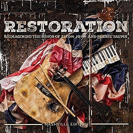 Restoration, CD Digipack