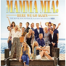 Mamma mia! here we go again (bof), CD