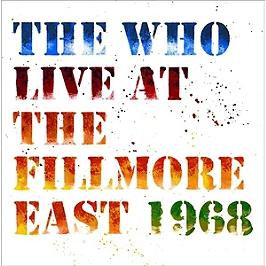 Live at the Fillmore East: Saturday April 6, 1968, Edition limitée 3 vinyles, 180g. packaging gatefold., Triple vinyle