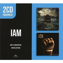 Rêvolution / arts martiens, CD