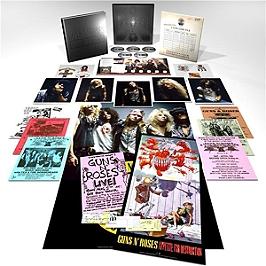 Appetite for destruction - super deluxe edition, Edition limitée 4 CD + Blu-ray + 7 45T single + 7 45T maxi colorés + goodies., CD + Blu-ray