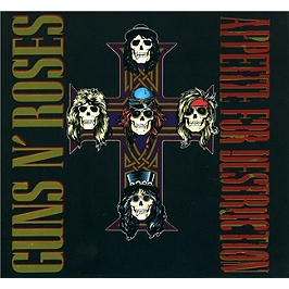 Appetite for destruction - deluxe edition, Edition limitée deluxe. Avec fourreau. Cd 2 : B-sides, live, alt. versions., CD Digipack