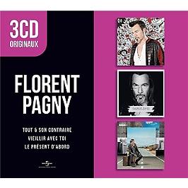 3 cd originaux : tout & son contraire / vieillir avec toi / L, CD + Box