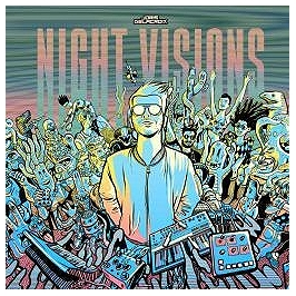 Night visions, Double vinyle