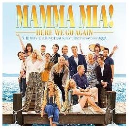 Mamma mia! here we go again (bof), Vinyle 33T