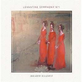 Levantine symphony n°1, Edition 2LP gatefold., Double vinyle