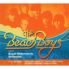 The Beach Boys with The Royal Philharmonic Orchestra, Edition CD cristal sous fourreau., CD