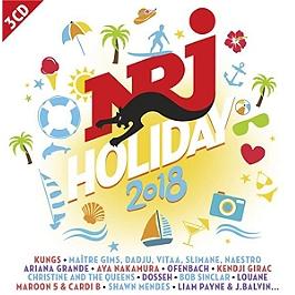 NRJ holiday - 2018, CD + Box