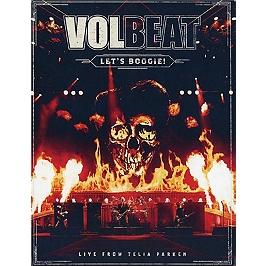 Let's boogie, live from Telia Parken, Edition limité 2 CD + 1 DVD digipack., CD + Dvd