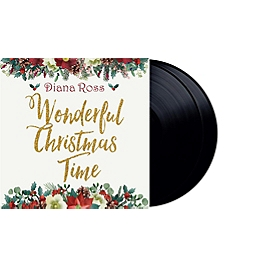 Wonderful Christmas time, Edition double vinyle avec pochette gatefold., Double vinyle