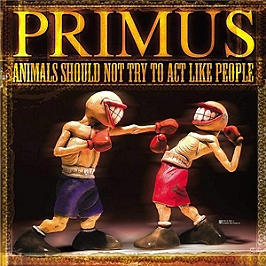Animals should not try to act like people, Vinyle 33T