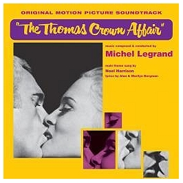 B.O.F. the Thomas Crown affair, Vinyle 33T
