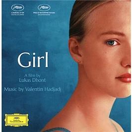 Girl (bof), CD