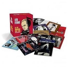 Intégrale : la vie moderne 1944 - 1959, CD + Box
