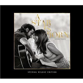 A star is born (bof), Edition limitée capbox deluxe contenant 4 posters., CD + Box