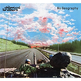 No geography, CD Digipack