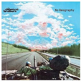 No geography, Double vinyle