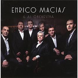 Enrico Macias & Al Orchestra, CD