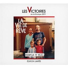 La vie de rêve, Edition victoires de la musique 2019 - CD cristal sous fourreau., CD