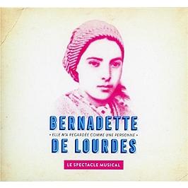 Bernadette de lourdes, CD Digipack