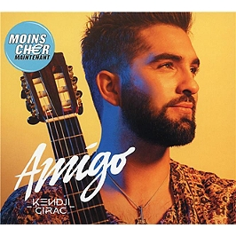 Amigo, Edition en tirage limité. Avec fourreau., CD