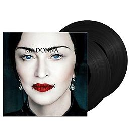 Madame X, Edition double vinyle standart noir 15 titres., Double vinyle