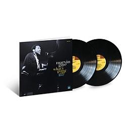 What's going on live 1972, Edition double vinyle avec pochette gatefold., Double vinyle
