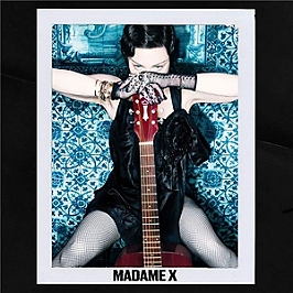 Madame X, Edition 2 CD deluxe avec packaging livre 32 pages. CD1 : 13 titres / CD 2 : 3 titres bonus., CD Digipack