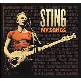 My songs, Edition CD softpack et livret en papier recyclé. Inclus 1 titre live., CD Digipack