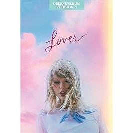 Lover, Edition deluxe journal 1: cd+2 memos audio bonus sessions+ contenu exclusif+ poster+journal+livret, CD