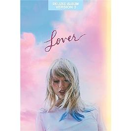 Lover, Edition deluxe journal 3: cd+2 memos audio bonus sessions+contenu exclusif+ poster+journal+livret, CD