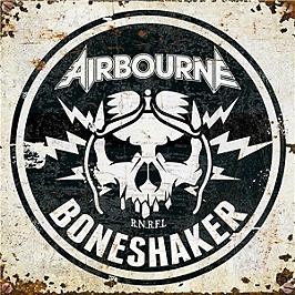 Boneshaker, CD
