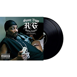 R&g (rhythm & gangsta): the masterpiece, Edition double vinyle avec pochette gatefold., Double vinyle