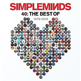 40: the best of 1979 - 2019, CD Digipack