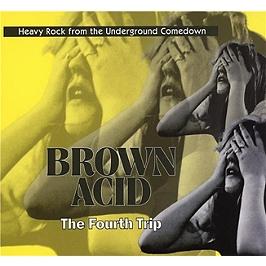 Brown acid, the fourth trip, CD Digipack