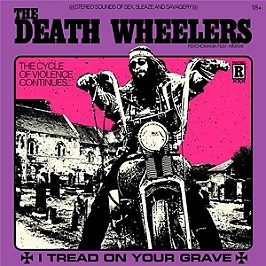 I tread on your grave, CD