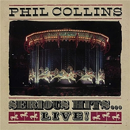 Serious hits...live!, Double vinyle