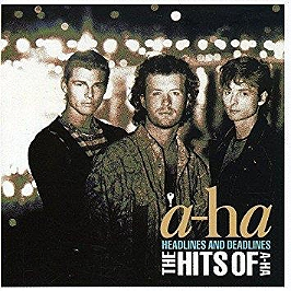Headlines and deadlines - the hits of A-Ha, Vinyle 33T