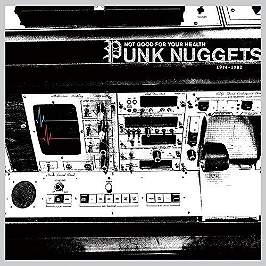 Not good for your health: punk, Double vinyle