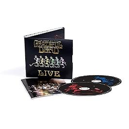 The best of The Grateful Dead live, Edition 2 CD digipack 3 volets., CD Digipack