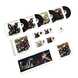 How the West was won, Edition coffret super deluxe : 3CD + 1 Blu-ray+ 4LP., CD + Dvd