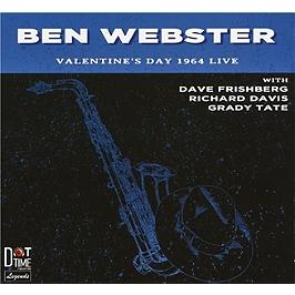 Valentine's day 1964, live, CD Digipack