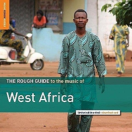 West Africa - Rough guide, Vinyle 33T