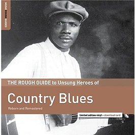 Country blues, Vinyle 33T