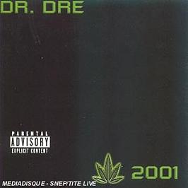 Chronic 2001, CD
