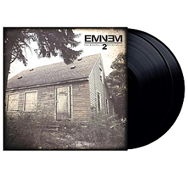 The Marshall Mathers LP, Edition 2 LPgatefold., Double vinyle