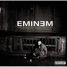 The Marshall Mathers LP, CD