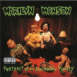 Portrait of an american family, CD